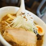麺屋 雪風 - 雪風Black醤油
