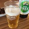 なか川 - ドリンク写真:先ずはビール。ノンアルコールです。