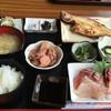 漁港めし - 料理写真: