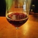 CANTINETTA SALUS - ドリンク写真:グラス赤ワイン(ピノ・ノワール)