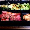 焼肉問屋バンバン - 料理写真:和牛カルビ定食1058円