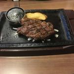 ステーキガスト - 料理写真:熟成赤身ログステーキ