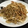 華園 - 料理写真:焼きそば500円