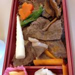 北彩 - 料理写真:北海道新幹線車内でいただく