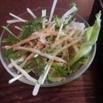 幡ヶ谷CAFE - 日替わりランチのセットサラダ