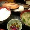 三橋屋 - 料理写真:『縞ほっけ定食』¥830-