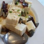 萬福大飯店 - 「ピータン豆腐」