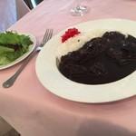 ル・タブリエ - 紫峰牛の黒カリー