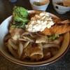楽楽 - 料理写真:豚生姜焼き&タルタル海老フライ丼