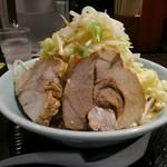 小十郎 - 味噌ラーメン(胡麻風味)並盛