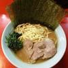 介一家 うりゅう - 料理写真:ラーメン700円。麺硬め。海苔増し100円。