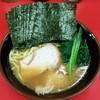 田上家 - 料理写真:ラーメン700円。麺硬め。のり増し100円。