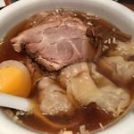 鍋家 - 大好きなワンタン麺