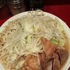 ラーメン二郎 - 料理写真:大豚※麺カタ、カラメ 950円