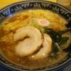 七匹の子ぶた - 料理写真:煮干中華そば大盛(税込\810)
