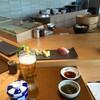 鮨棗 - 料理写真:カウンター