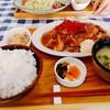 れすとらん12番地 - 料理写真:韓国風やきにく(¥900)