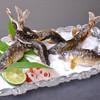 割烹 小川 - 料理写真:神通川の天然鮎塩焼き