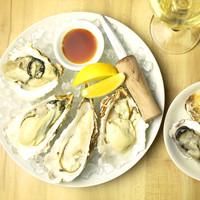 生牡蠣(蒸牡蠣)の3種産地食べ比べ       (目安1500円前後)税抜