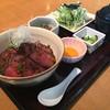 四季彩 調風 - 料理写真:ローストビーフ丼