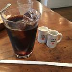 FABcafe - アイスコーヒー