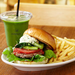 the 3rd Burger - スムージーセット
