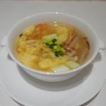 52837308 - 玉子スープ