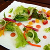 カーサ・ベリーニ - 料理写真:有機野菜の前菜