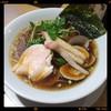 むぎとオリーブ - 料理写真:蛤SOBA 980円