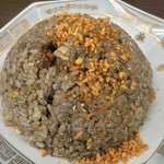 麺屋 元 - マー油チャーハン(650円)
