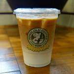 ホノルルコーヒー - [2016/06]カフェラテM(420円)