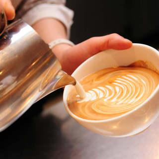 cafeaccueilのカフェラテの美味しさのひみつ