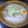 らーめん影虎 - 料理写真:冬塩らーめん 2016.6月