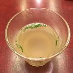 伊勢廣 - 鶏スープ