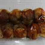 赤のれん - 料理写真:タコ焼