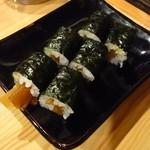 玄鮨 - ○干瓢細巻さび入り