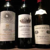 厳選された種類豊富なフランスワインが充実の品揃え