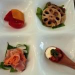 イタリアン食堂 良's - 前菜