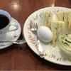 カフェ・コロラド - 料理写真:エッグサンド モーニングセット:540円