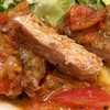 ダイニング クラ - 料理写真:フレッシュトマトソースの酸味が良い!