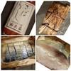 八瀬大岩 - 料理写真:◆鯖の厚みはソコソコですけれど、酢飯のお味もよく好みだったようですよ。