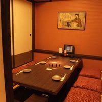 【大人気】ゆったりとくつろげる個室