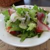 ビストロ・ミル・プランタン - 料理写真:サラダ