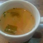 マーケット カフェ - スープ