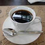 ビストロ・ミル・プランタン - コーヒー