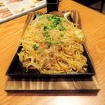 牛たん伊之助 - 料理写真:牛たん焼きそば 690円
