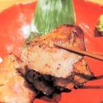 牛たん伊之助 - 料理写真:極み牛たん炭焼 1590円