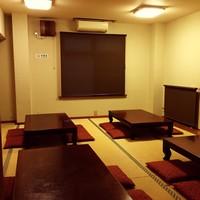 高津駅から徒歩30秒の【オトナリオ】お座敷もございます!