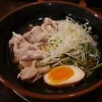 麺屋 七福神 - 冷やしラーメン