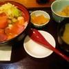 品川ひおき - 料理写真:海鮮バラちらし丼定食